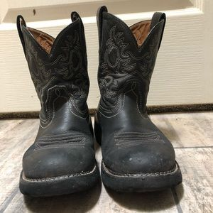Ariat Shoes - Ariat fatbaby cowboy boots, 9